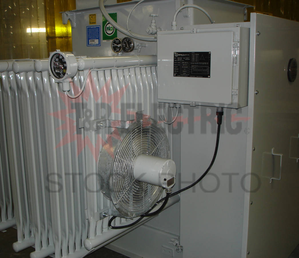 Station Three Phase 22900 Delta Primary Voltage 12470y 7200 Secondary Electrical Wiring 1500 Kva